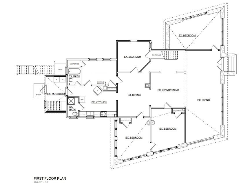 How to get floor plans of an existing home thefloors co for How to get floor plans of an existing building